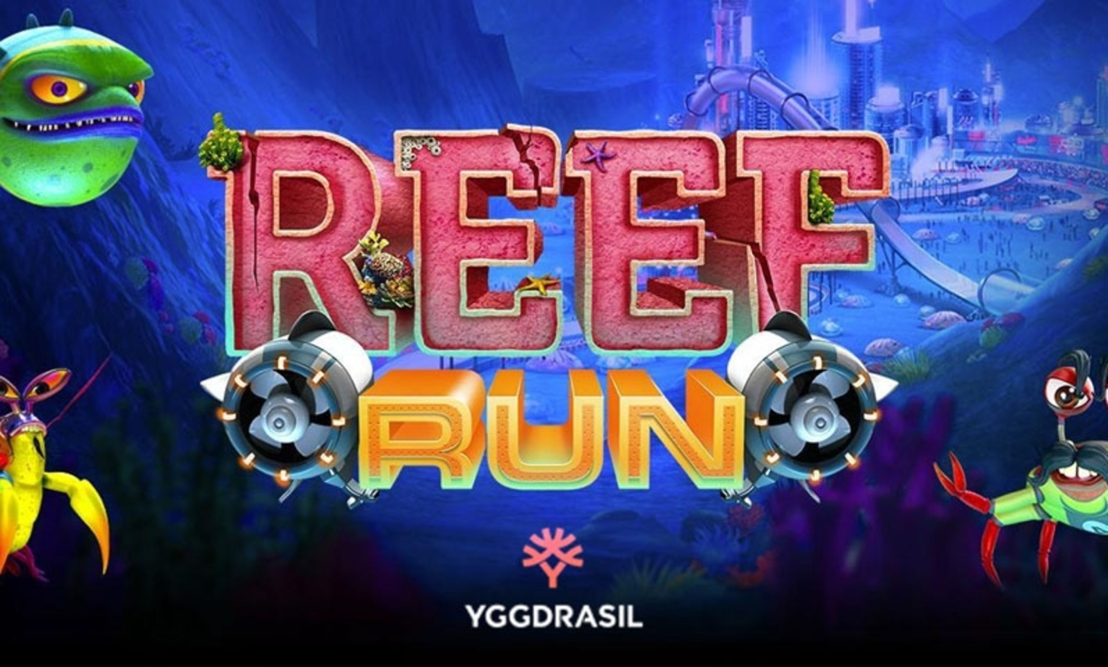 The Reef Run Online Slot Demo Game by Yggdrasil